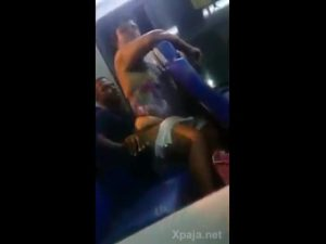 girl works fucking on the bus