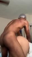 Le da duro con la intención del romper su enorme culo