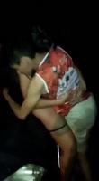 Los sorprender follando Brasileña borracha