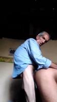 Anciano teniendo por ultima vez sexo doggystyle